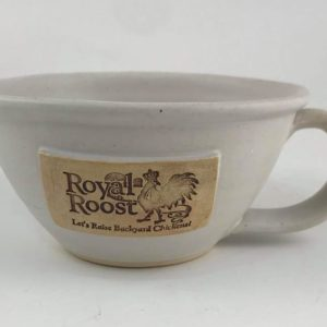 Royal Roost Soup Cup