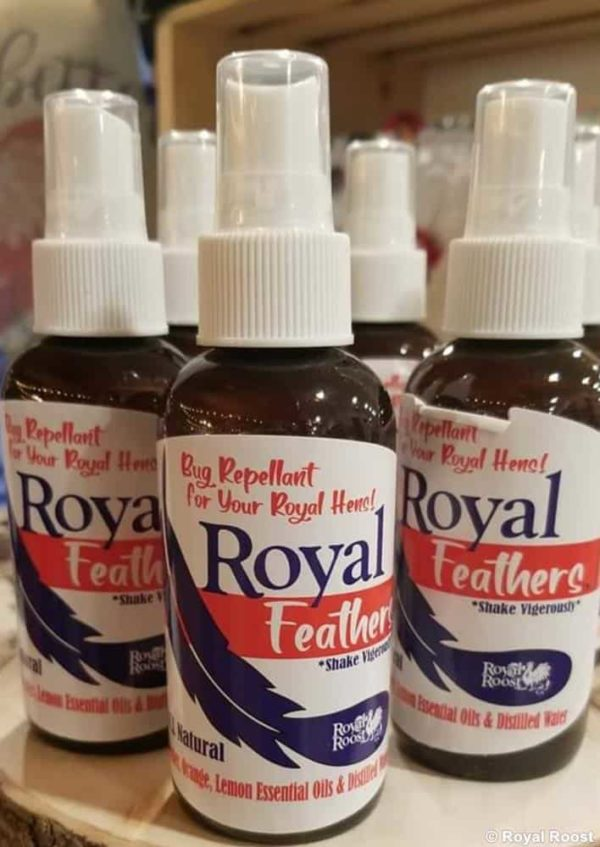 Royal Feathers Bug Repellent